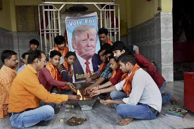 Indians Trump
