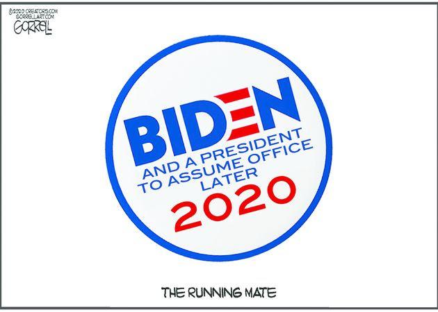 biden running mate