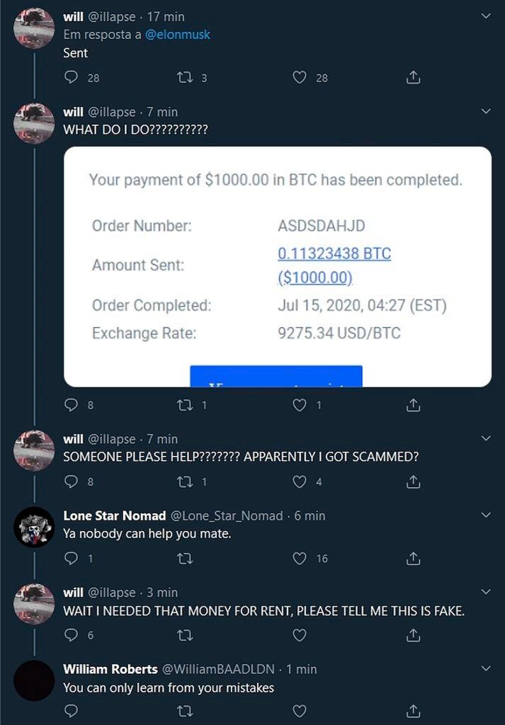 bitcoin scam