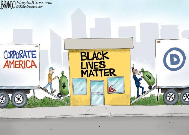 black lives matter dnc