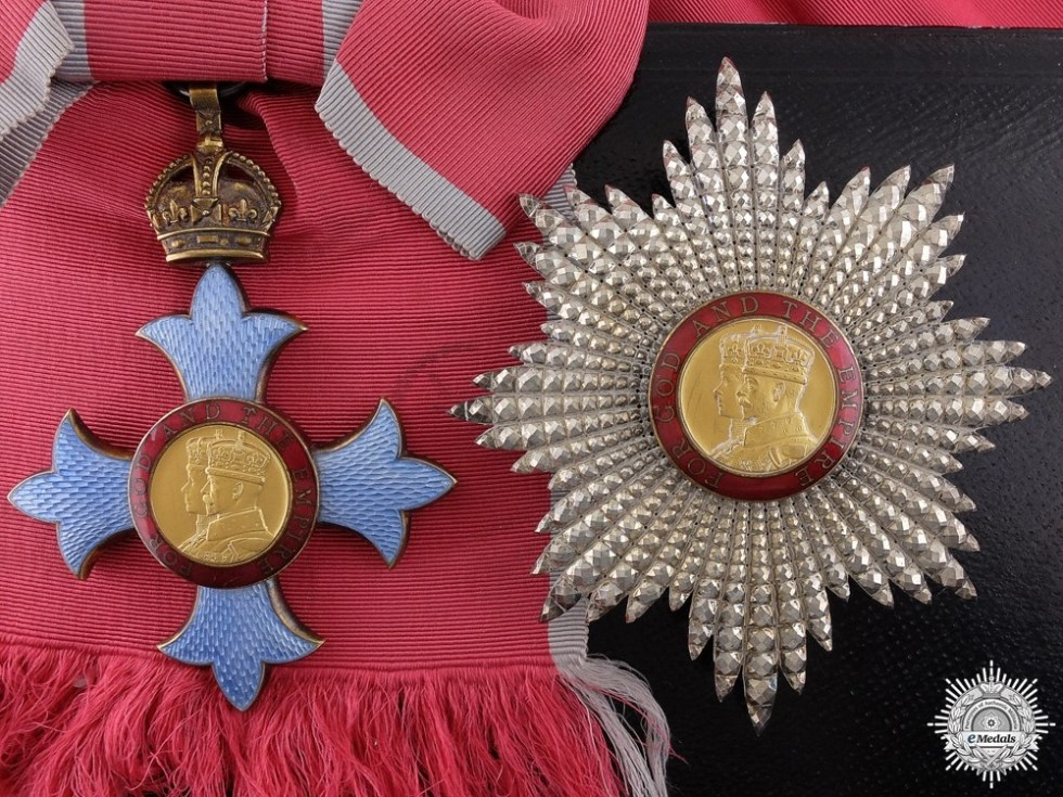 british knight grand cross