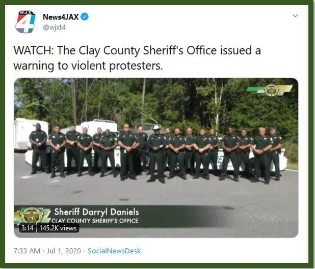 clay country sheriff