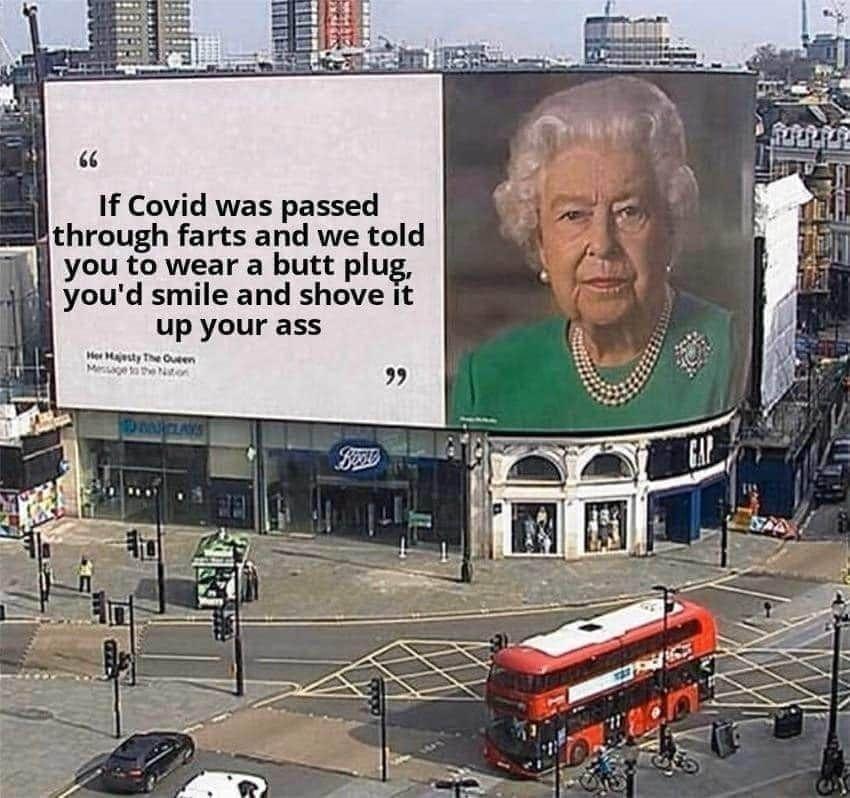 covid queen