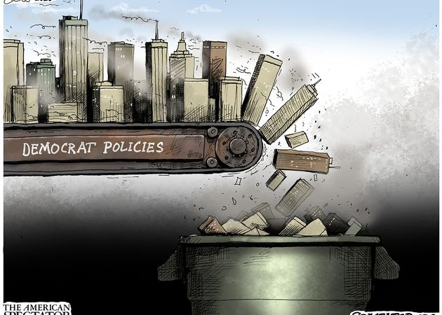 democrat urban policies
