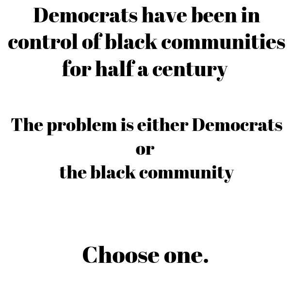 democrats control blacks