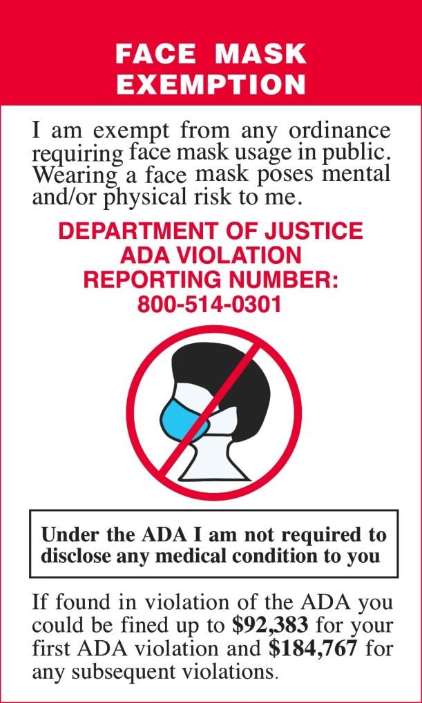 face mask pass vertical 2
