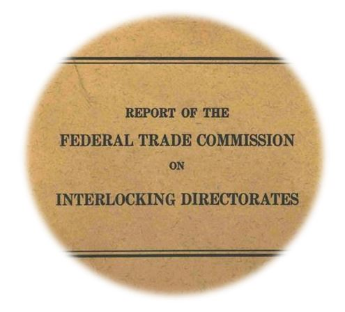 ftc interlocking directorates round