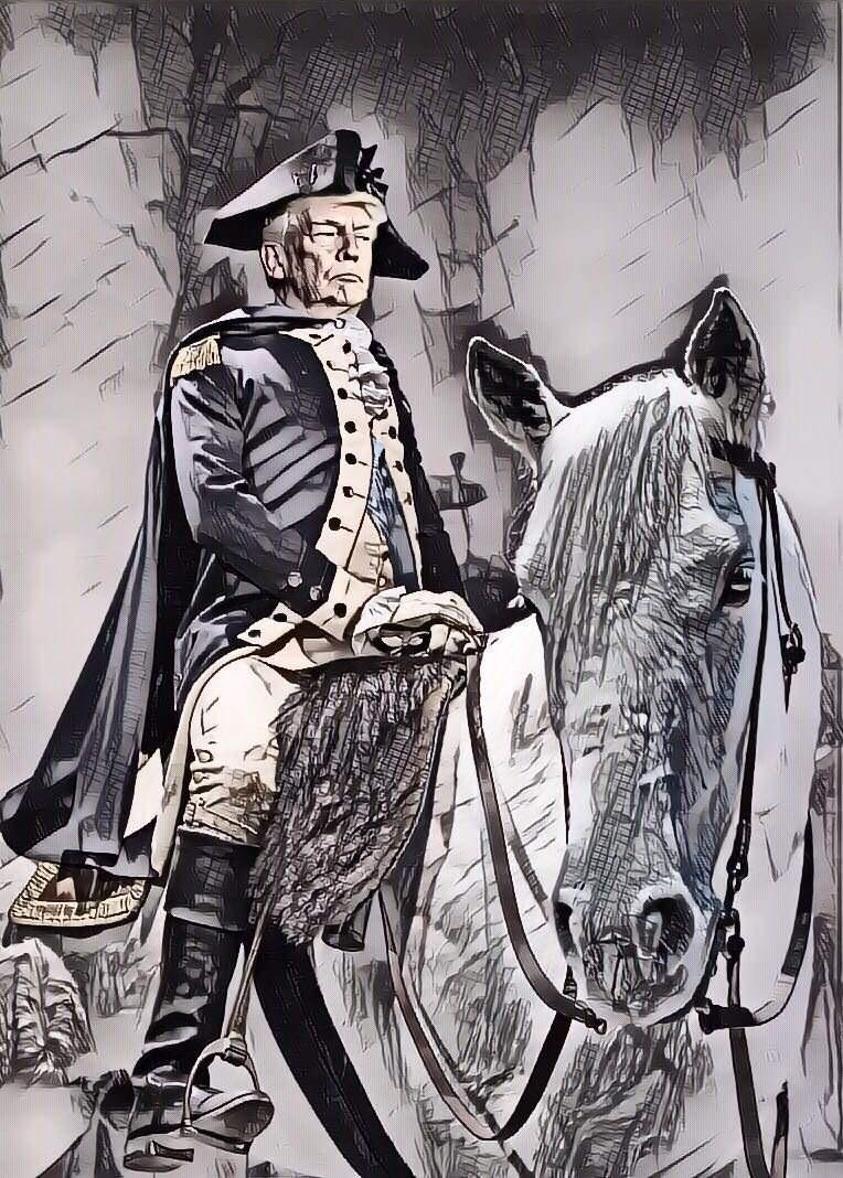 george washington trump