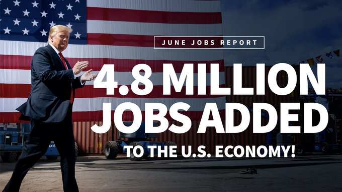 june jobs report