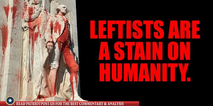 leftist stain