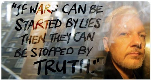lies truth assange