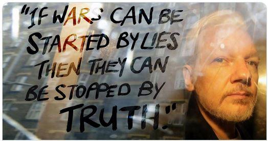 lies truth assange