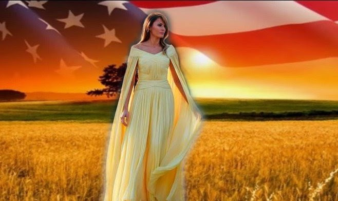 melania patriot