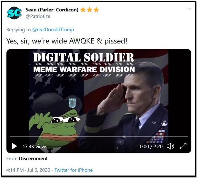 meme warfare