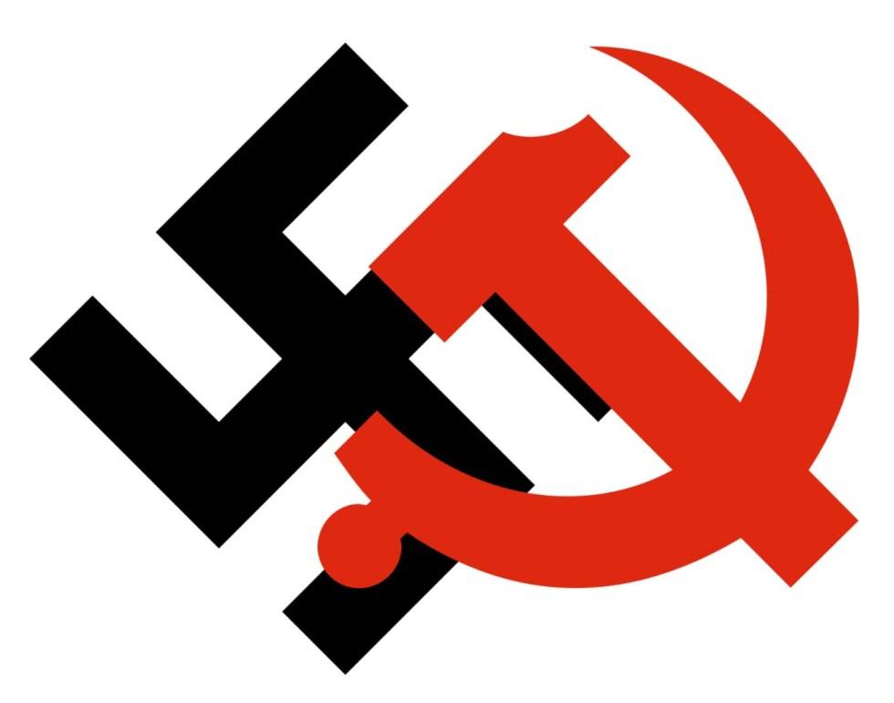 nazi china communist