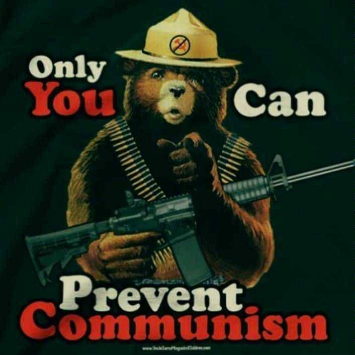 prevent communism