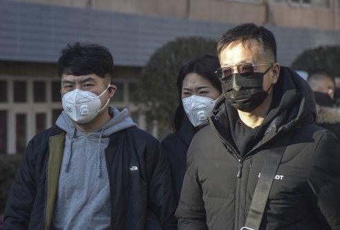 uygher wear masks