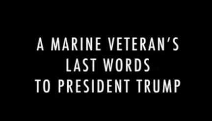 veteran speaks