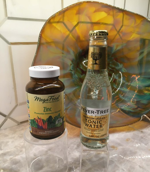 Fever tree zinc corona cocktail 1