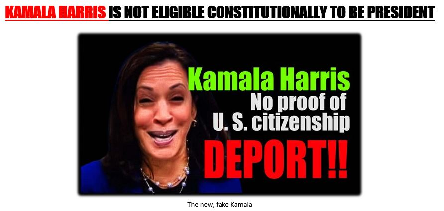 fake kamala harris