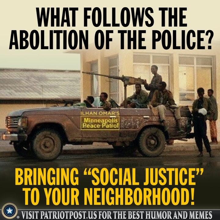 ilhan omar police