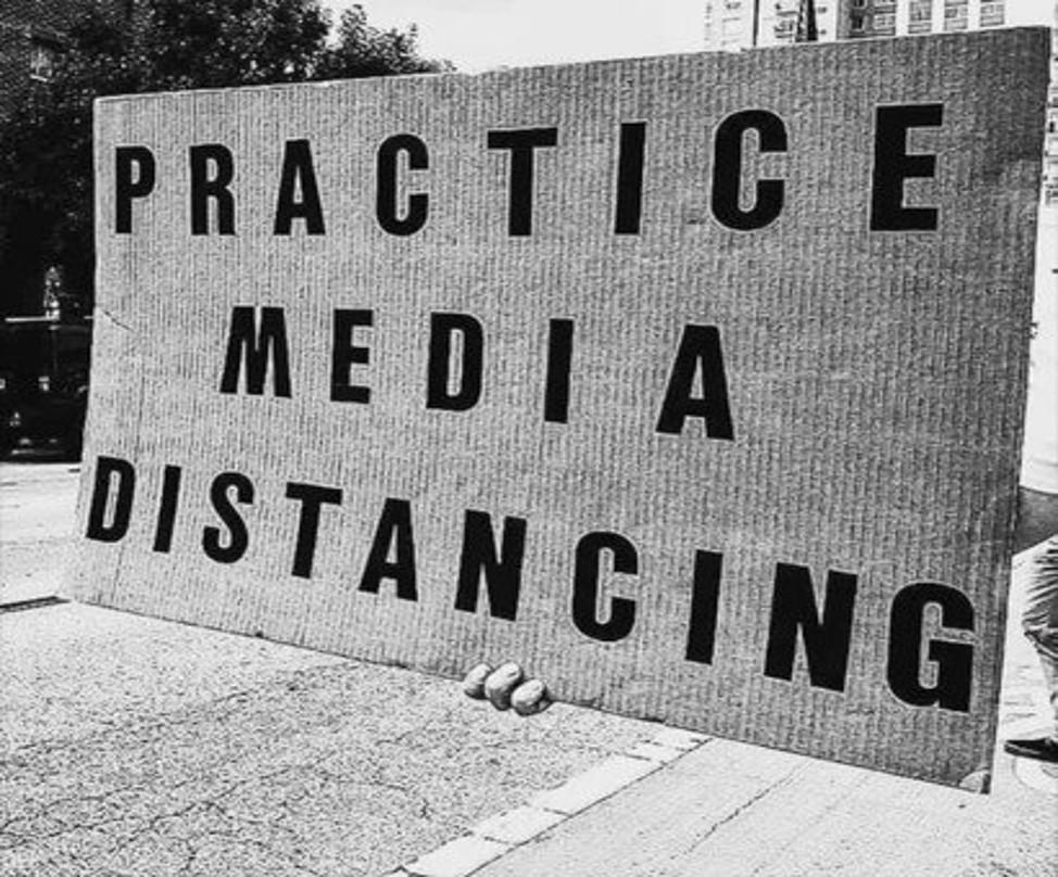 media distancing
