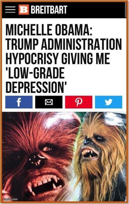 michelle obama breitbart