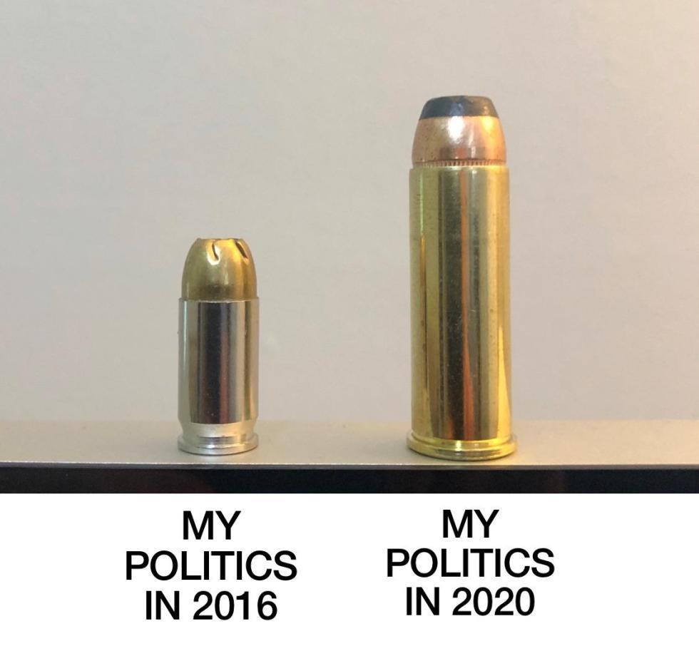 politics bullets
