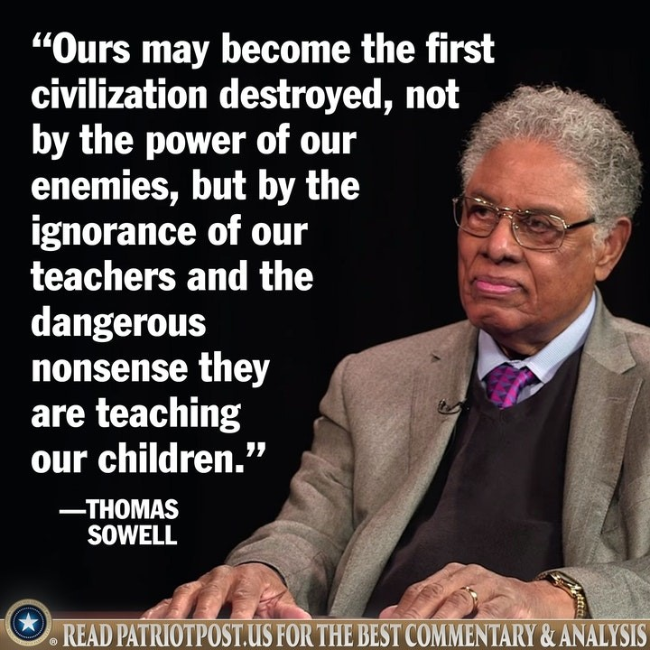 sowell on education