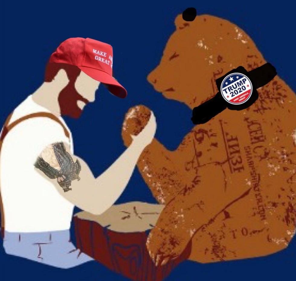 trump bear 1