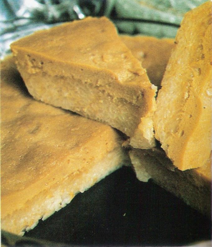 The delicious tok aji serbang.