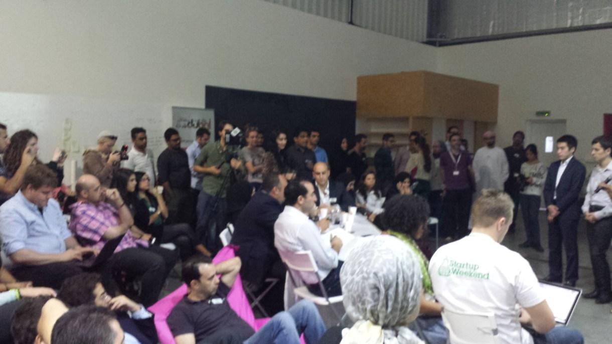 Startup Weekend Dubai 2014
