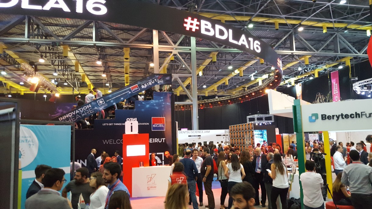 BDL Accelerate Conference - Beirut 2016