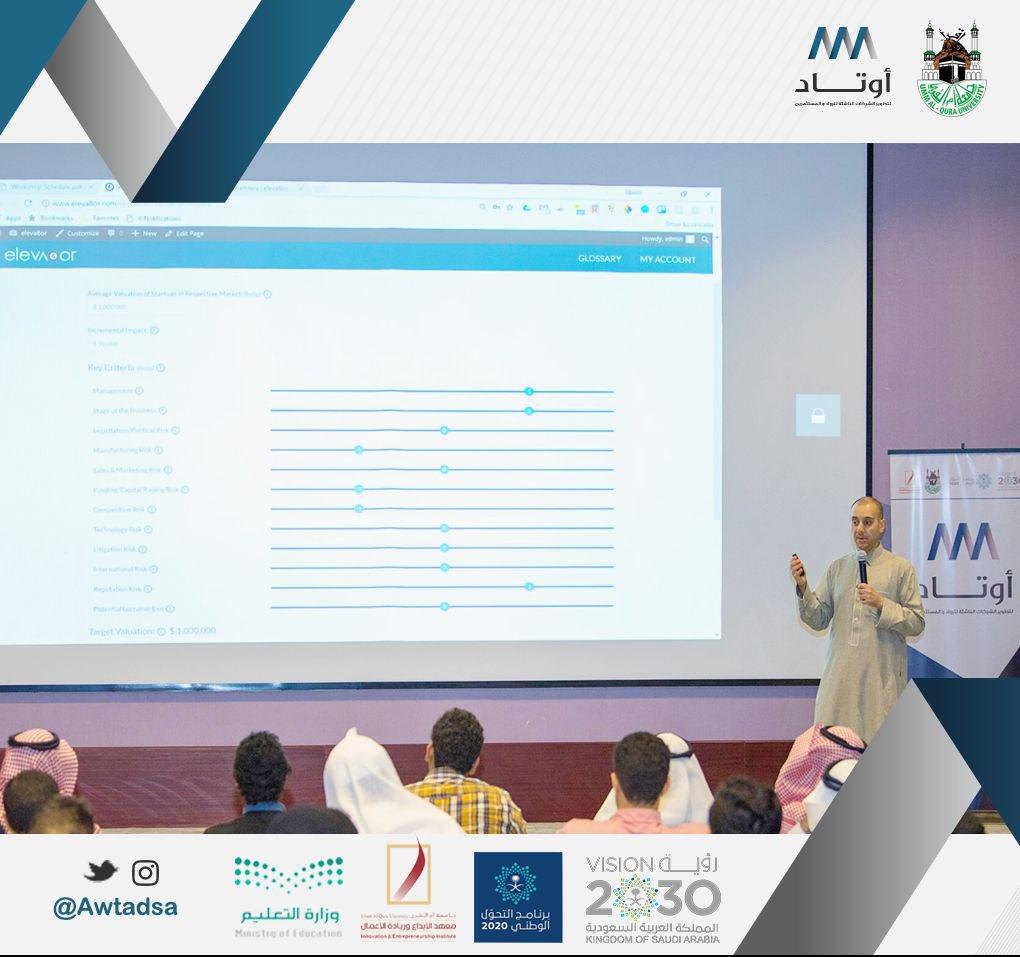 Wadi Makkah Bootcamp 2018