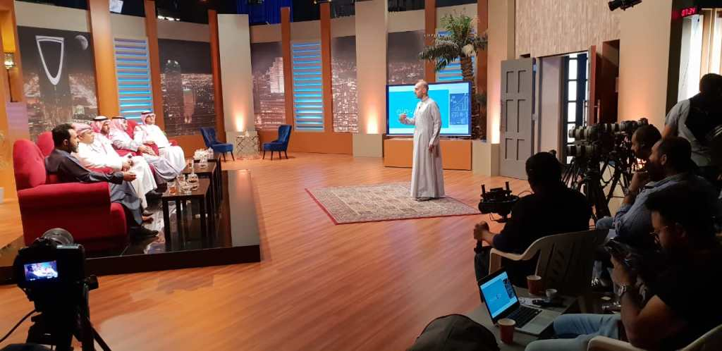 Shark Tank TV Show (Arabic edition)