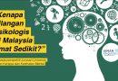 Kenapa Bilangan Psikologis Di Malaysia Amat Sedikit?