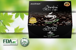 Liven Coffe - Sugar Free