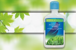 NaturaCentials Masculine Wash