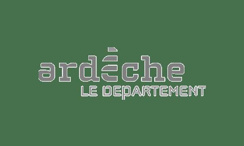 Logo Département Ardèche