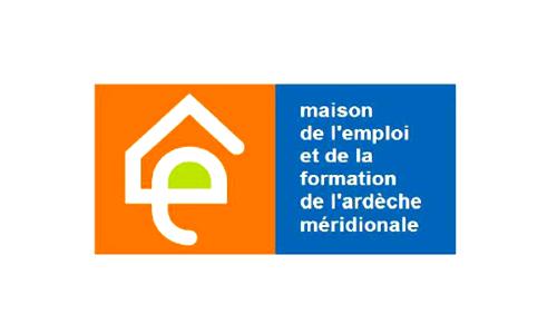 Logo et lien MDEF Ardèche méridonale