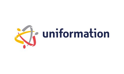 Logo et lien Uniformation