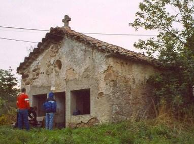 Restauration chapelle - état des lieux