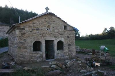 Restauration chapelle - finie