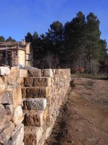 Maison Aime - mur