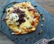Lasagnes courge spaghetti, chèvre et mozzarella