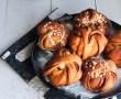 Risotto de patate douce et fourme d'Ambert {sans gluten}