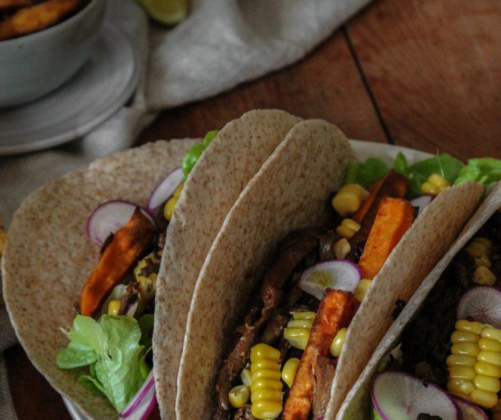 Tortillas de légumes {vegan}