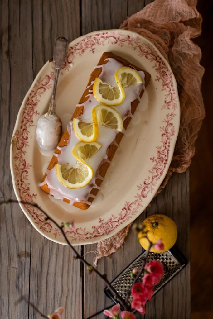 cake citron recette