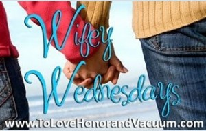 Wifey Wednesday link up button