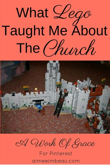 Do you ever feel like you don't matter in the body of Christ? In this post, I share what Lego building has taught me about the importance of every single person in God's family. Some important tips for Christian living.